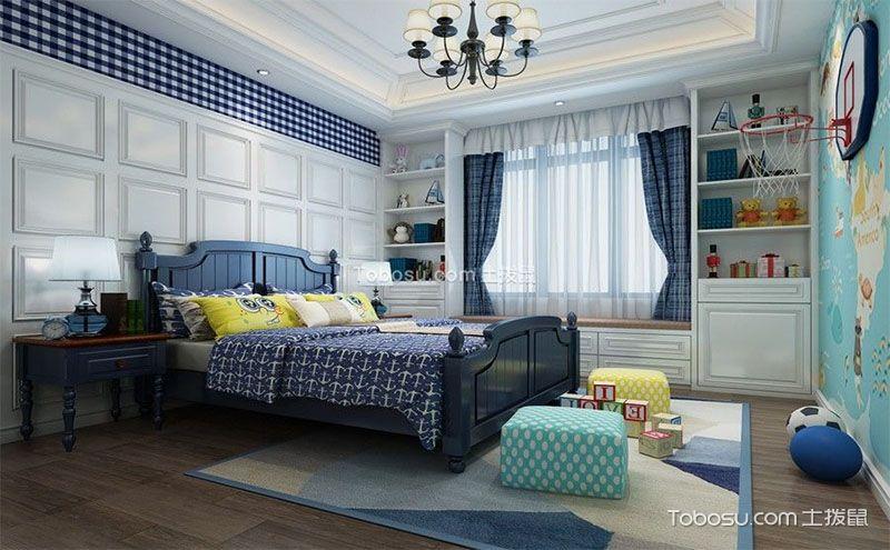 卧室墙面收纳效果图,巧妙解决卧室收纳问题