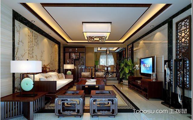 中式风格设计说明