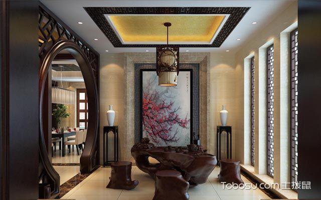 中式风格设计的特点
