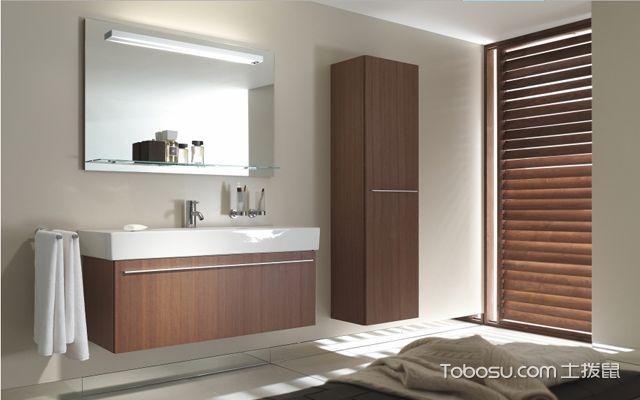 安装浴室柜的注意事项