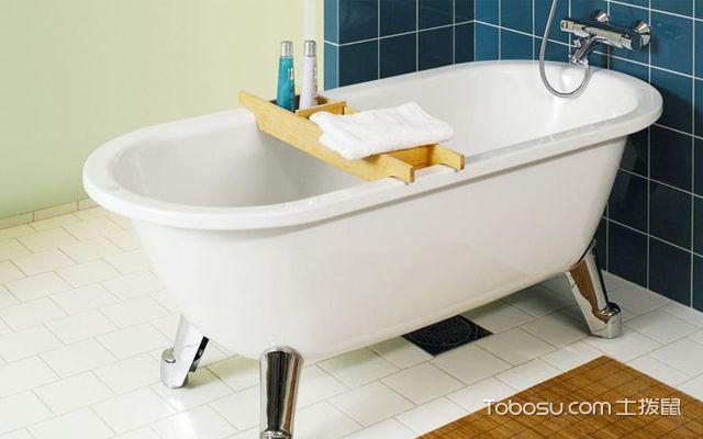 独立式浴缸安装注意事项