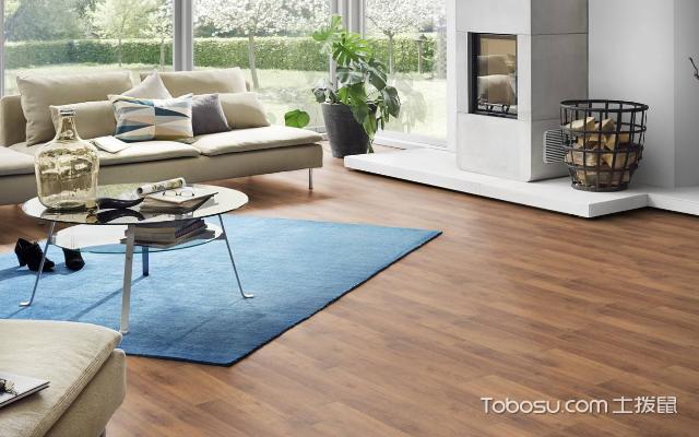 木地板家装装修效果图案例4