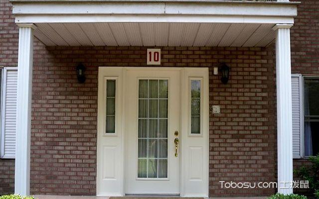 家庭房门的风水有什么讲究之家庭大门不能太窄