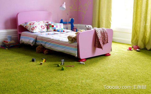 儿童房地面装修注意事项