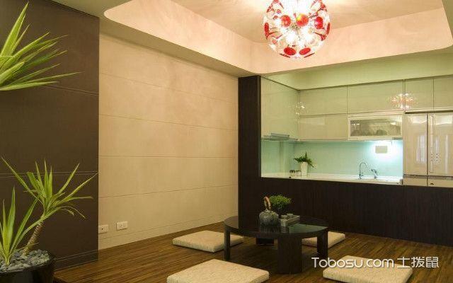 两室一厅装修预算的风格选择