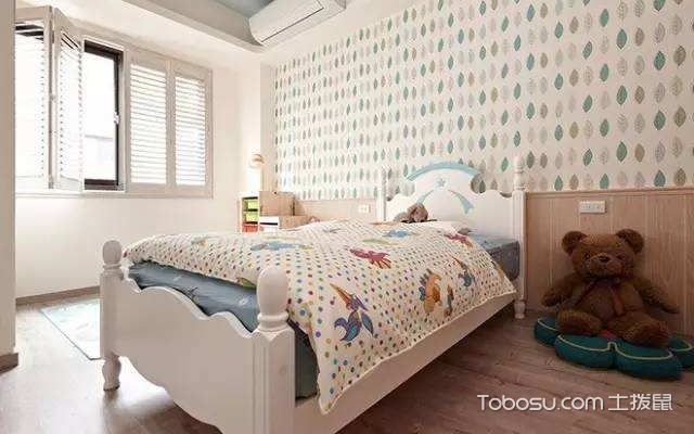 经典儿童房设计案例4