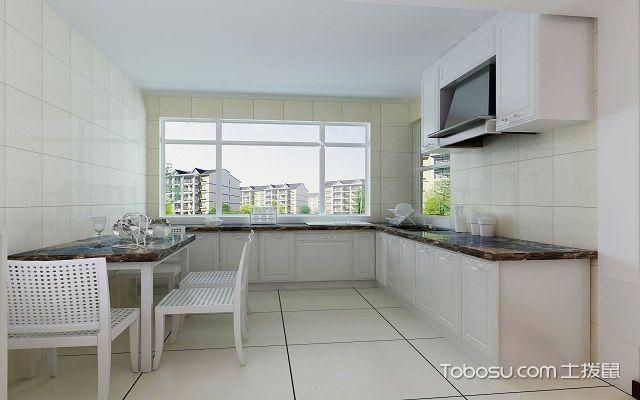 厨房风水怎么布置好之忌厨房门正对着卫生间门