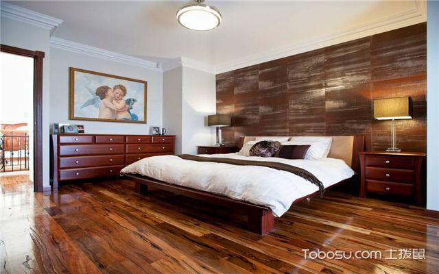 家庭地板装修效果图之古典雅致