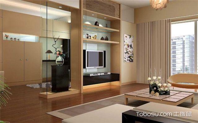 家庭地板装修效果图之时尚大气