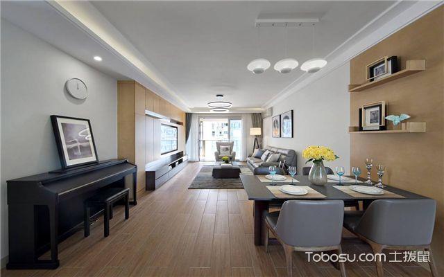客厅招财的风水布局有哪些之地板