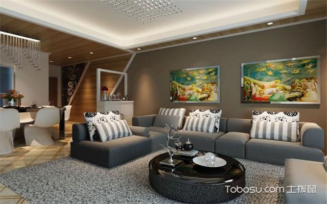 客厅招财的风水布局有哪些之装饰品