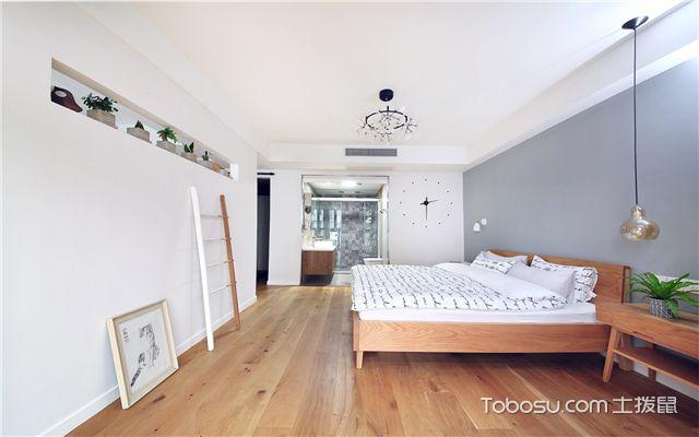 北欧风格如何装-开放式设计卧室