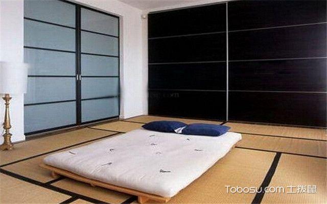 小户型榻榻米装修效果图之卧室