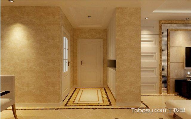 室内玄关如何装修设计之隐私性设计