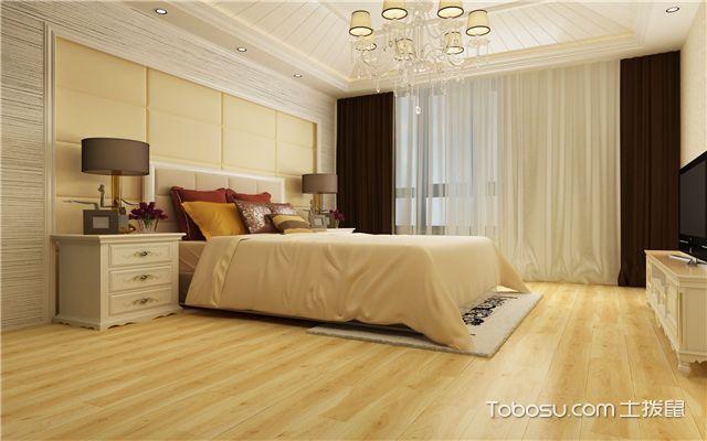 现代地板装修效果图之简约大气