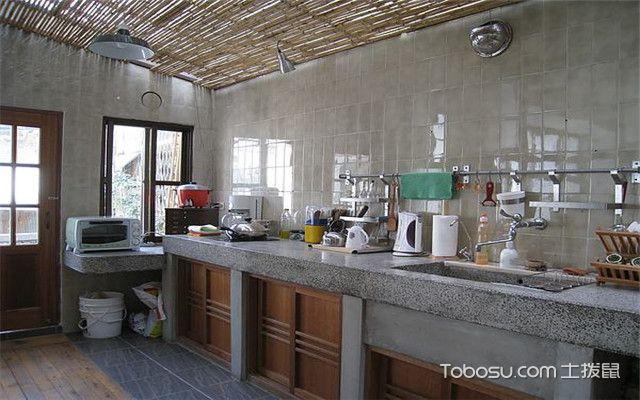 老房子厨房改造,舒适生活的好选择图片