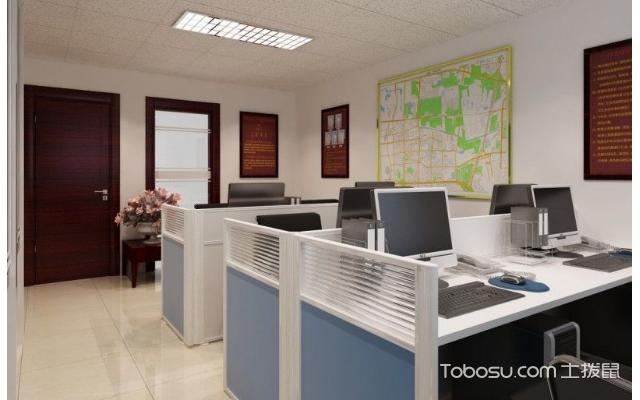 装饰公司办公室装修,风格