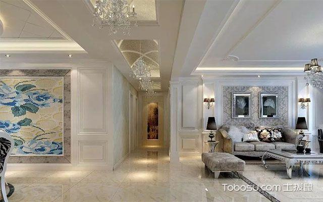 客厅走廊装修效果图