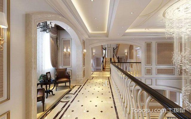 别墅二楼走廊装修效果图