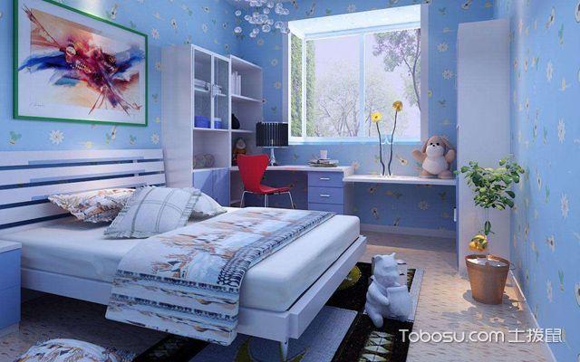 儿童房间布置效果图,如何布置儿童房间才好看图片