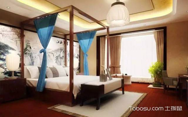 大平层户型卧室装修设计