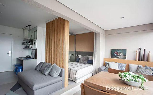 33平米小公寓装修图赏析