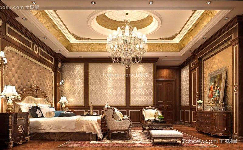 欧式别墅装修图片,体会传统欧式设计的美