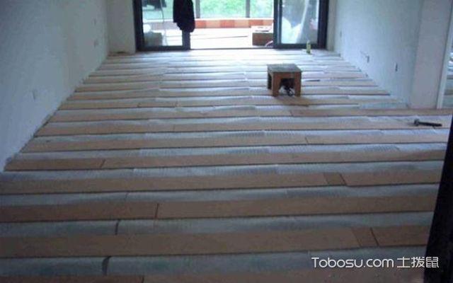 拼花地板安装步骤