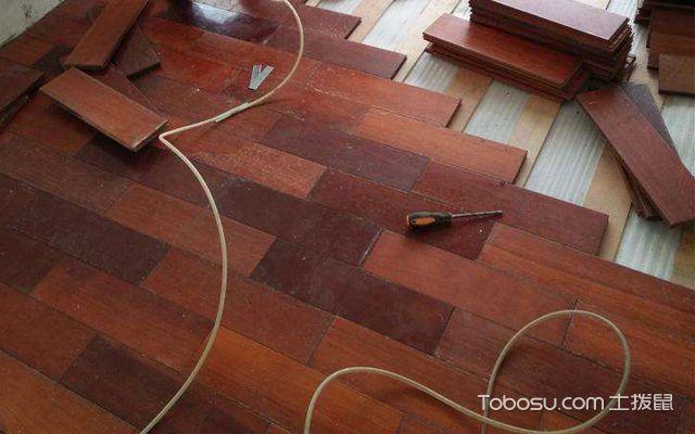 拼花地板安装流程