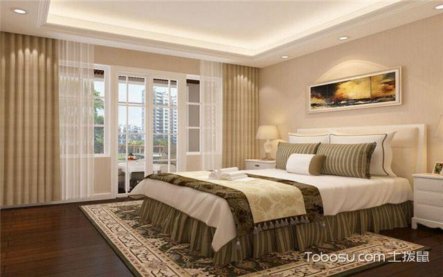 2018卧室床装修效果图,卧室床装修图片大全