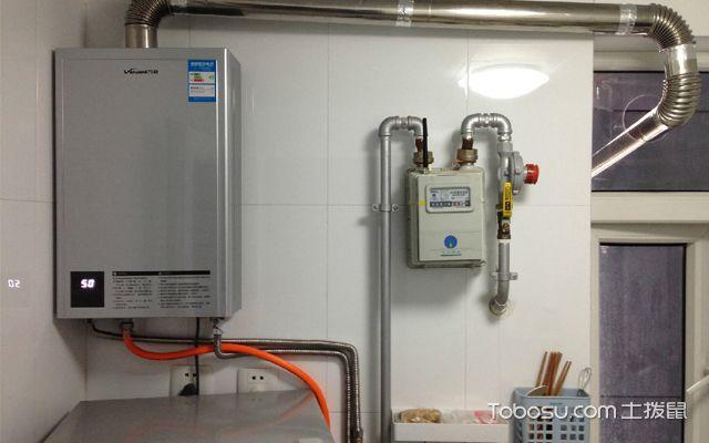 燃气热水器安装注意事项介绍