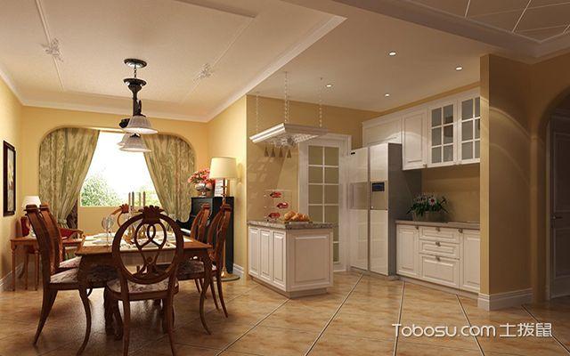 餐厅靠近厨房的风水禁忌之厨房门的位置选择风水禁忌