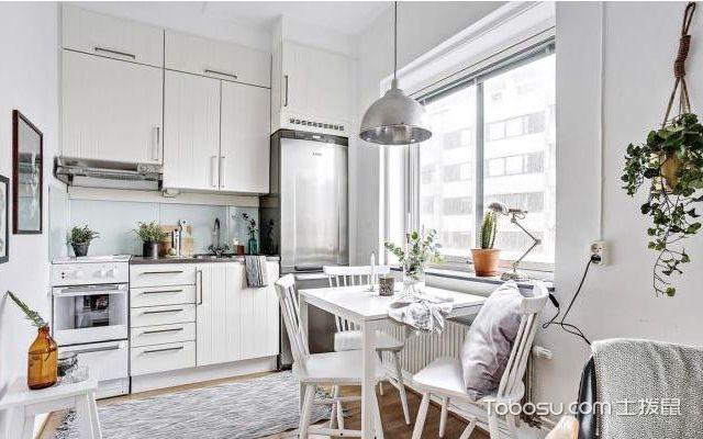 33平米单身公寓装修设计