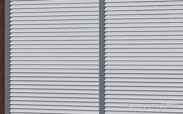 铝合金百叶窗的优势