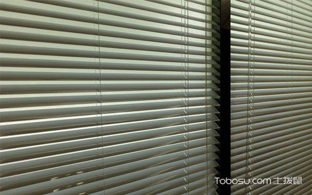 铝合金百叶窗的优势介绍
