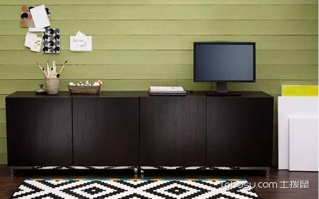 宜家电视背景墙装修设计效果图