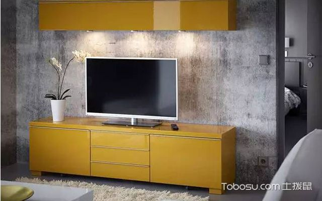 如何装修设计宜家电视背景墙