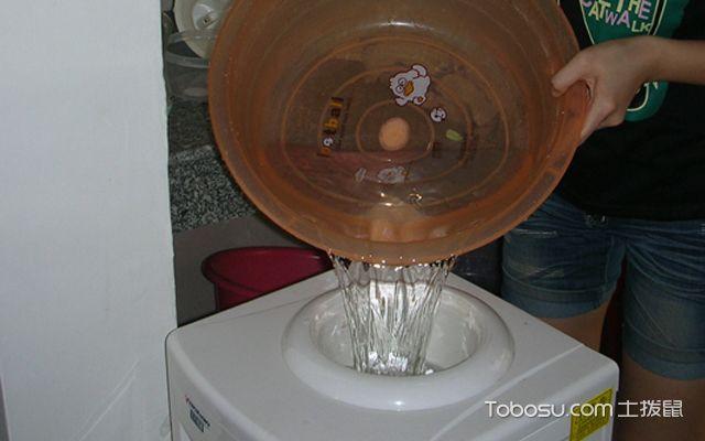 饮水机怎么清洗