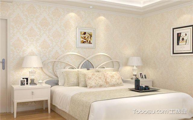 卧室壁纸选购注意事项之颜色