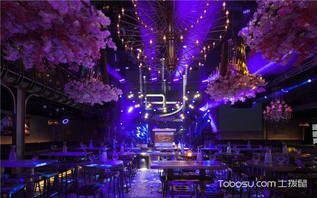 酒吧的区域设计-内部空间设计