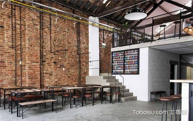 酒吧的区域设计-吧台设计