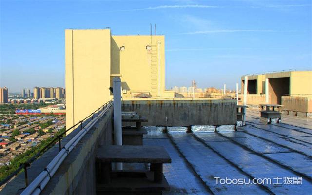温州楼顶防水补漏步骤