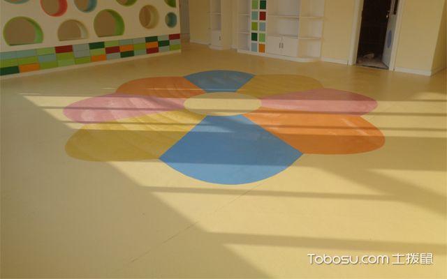 塑胶地板的保养方法介绍