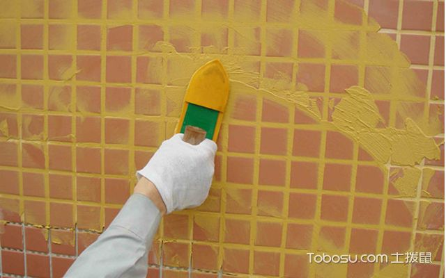 瓷砖填缝剂使用方法