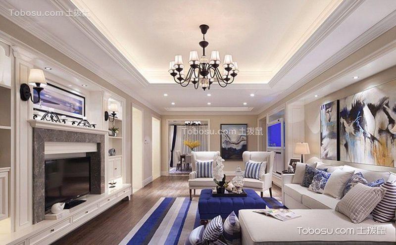 美式古典装潢案例,让经典融入现代生活