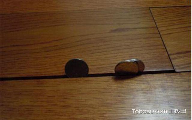 地板有裂缝怎么处理