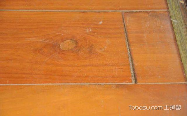 地板有裂缝的处理方法