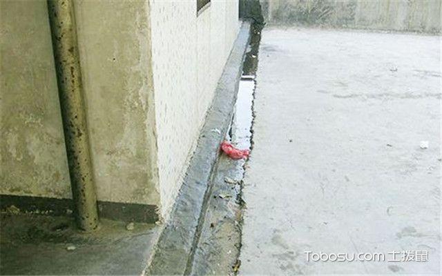 屋面伸缩缝防水处理技术