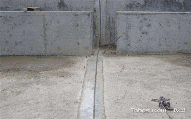 屋面伸缩缝防水处理方式