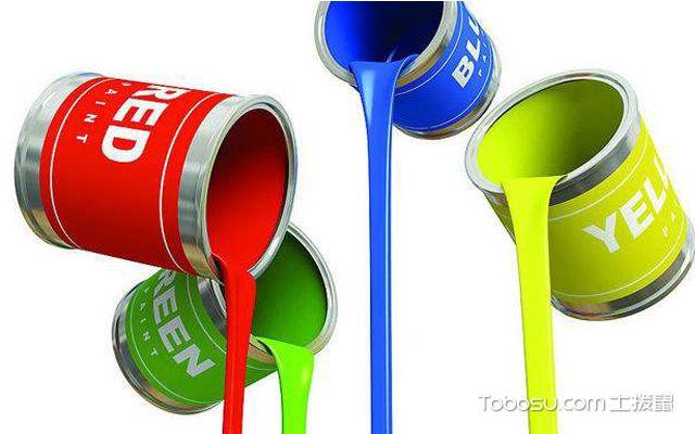 乳胶漆调色方法是什么